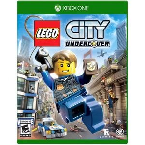 New Sealed XBOX One Lego City Undercover Game